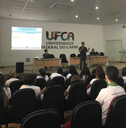 SAMUEL FACUNDO EM VISITA GUIADA