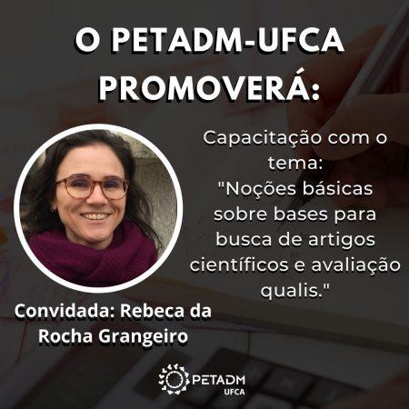 Capacitação Rebeca