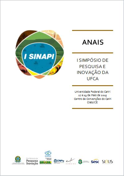 Anais do I Simpósio Nacional de Pesquisa e Inovação – SINAPI thumbnail