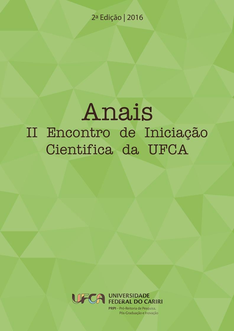 Anais do II Encontro de Iniciação Científica da UFCA thumbnail