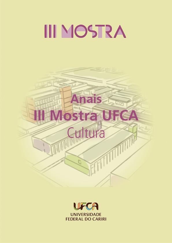 Anais III Mostra UFCA – Cultura thumbnail