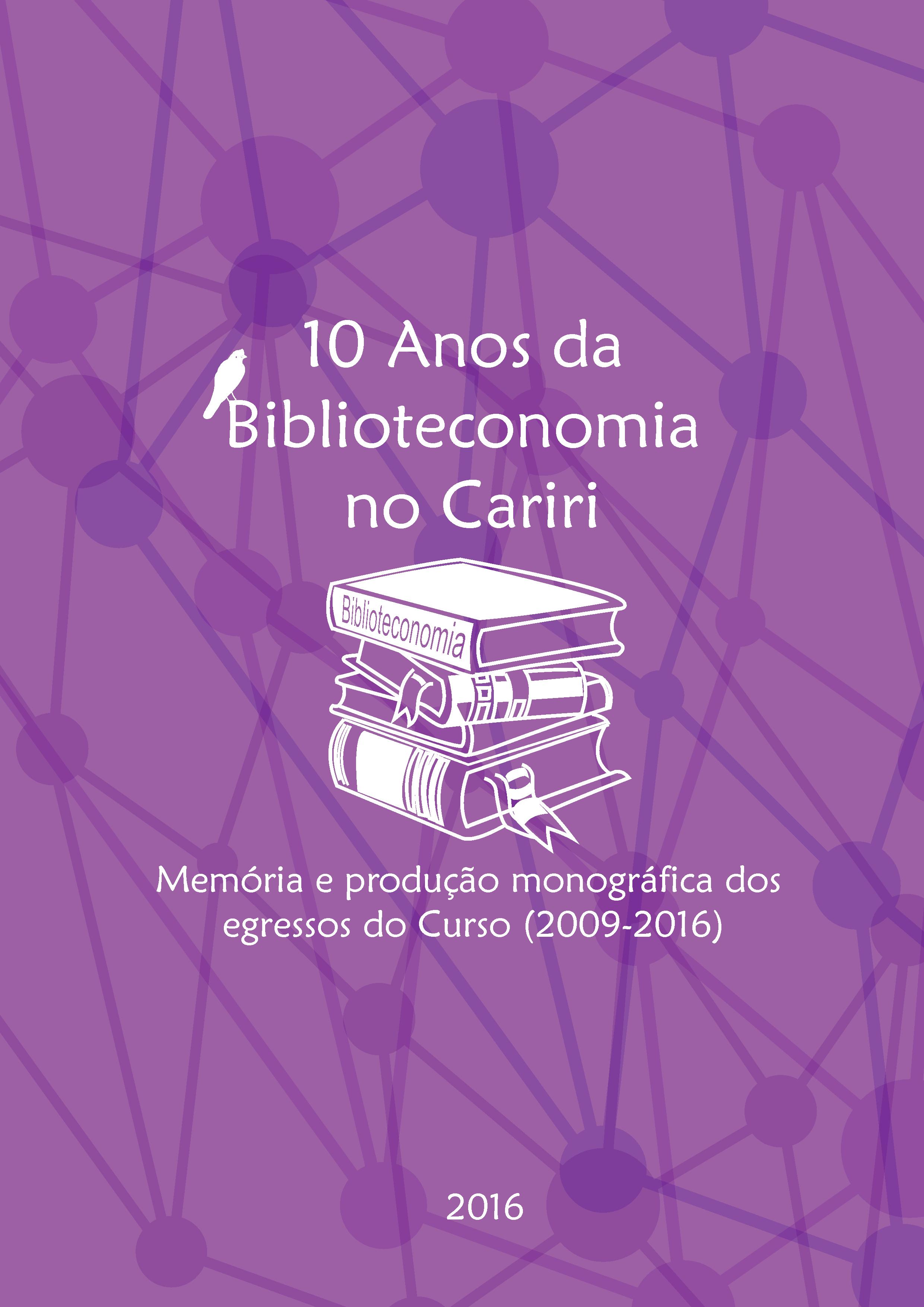 10 ANOS DA BIBLIOTECONOMIA NO CARIRI thumbnail