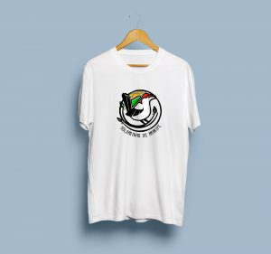 T-Shirt Mock-Up Front