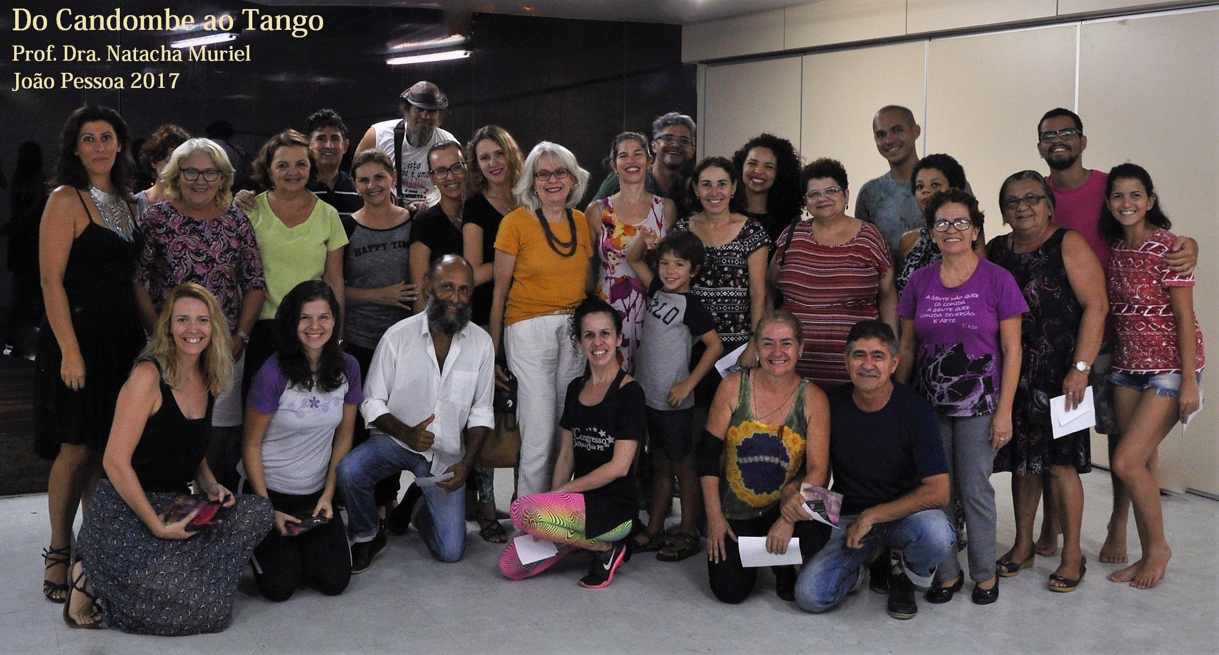 Do candombe ao tango (1)