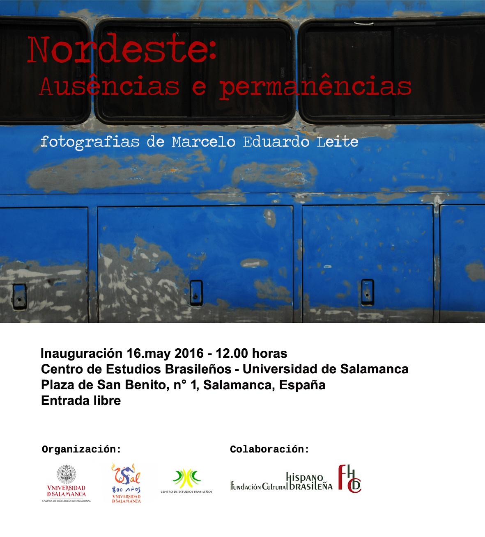 Cartaz da Exposição, Universidad de Salamanca