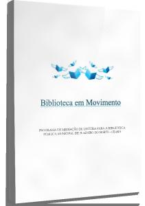 Capa ALENCAR_Biblioteca em movimento_2019