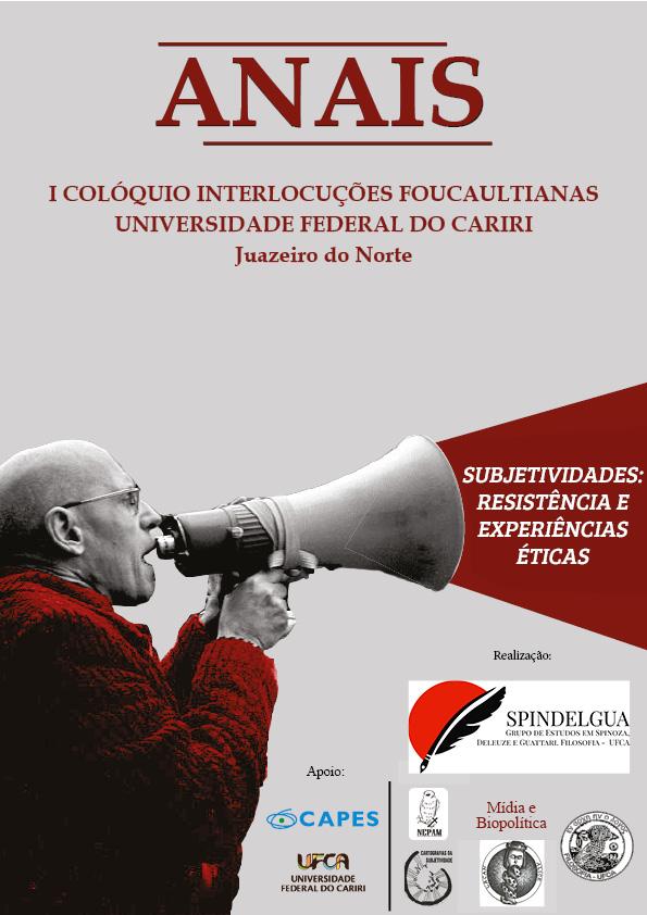 I COLÓQUIO INTERLOCUÇÕES FOUCAULTIANAS UNIVERSIDADE FEDERAL DO CARIRI thumbnail