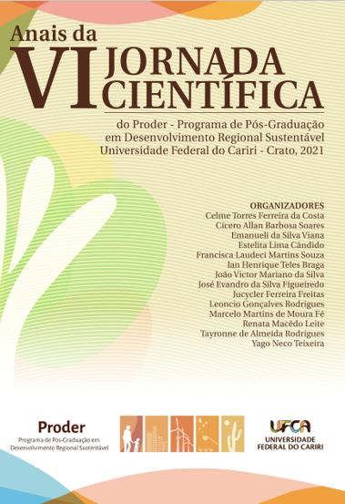 ANAIS VI Jornada Científica do Proder thumbnail