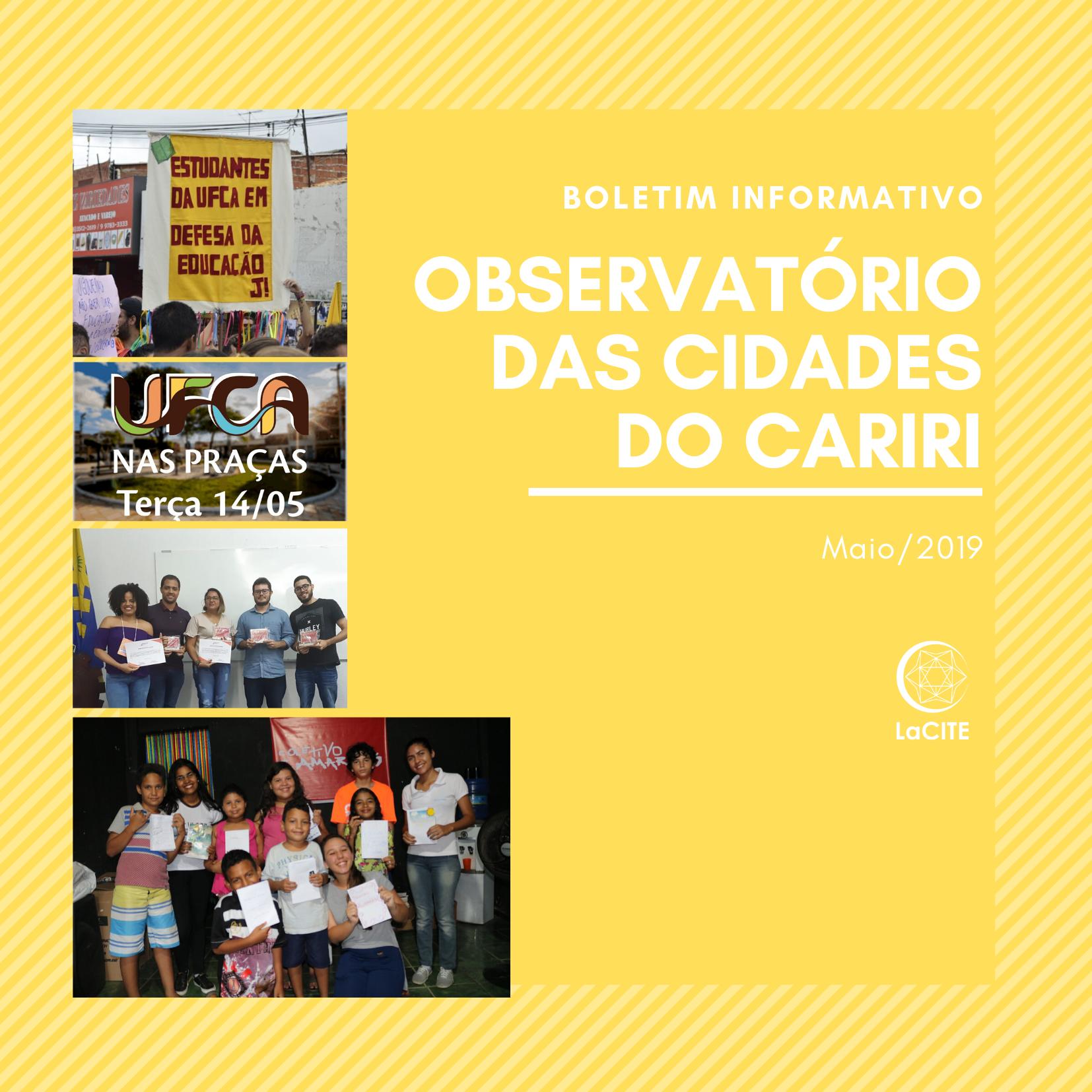 4° Edição - Maio 2019