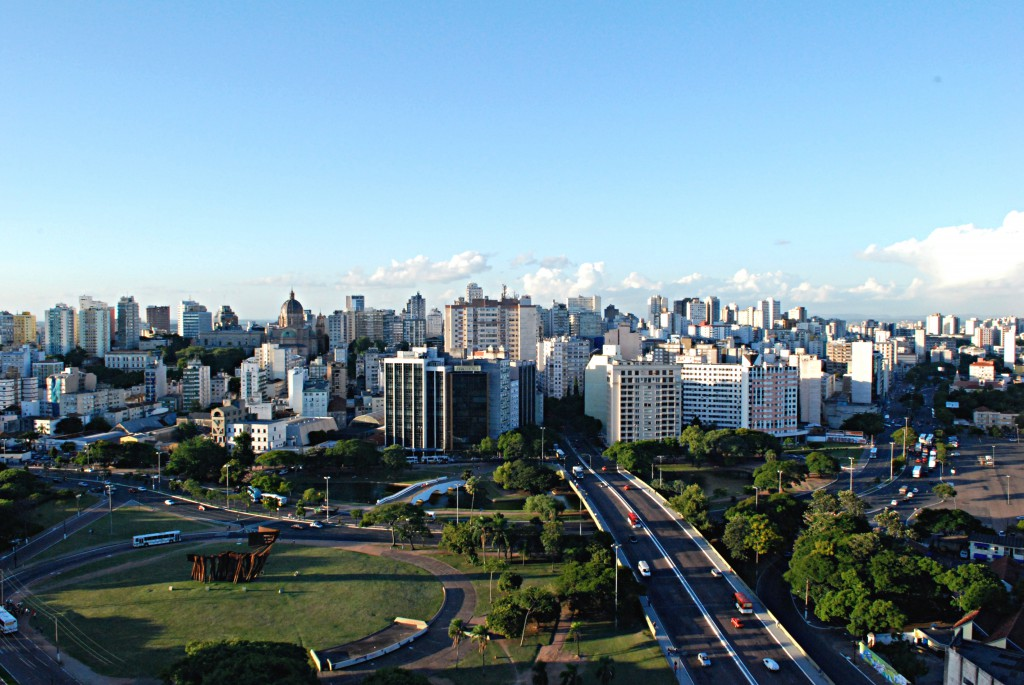 Porto Alegre (RS), Brasil. Fonte: Site VemVoar